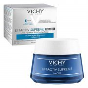 VICHY LIFTACTIV SUPREME NOC Krem 50ml