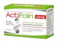 ActiFolin 0,8mg 30tabl.