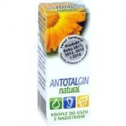 Antotalgin Natural krop.do uszu 15g