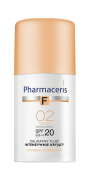 ERIS PHARM.F Fluid kryj.02 SAND SPF20 30ml